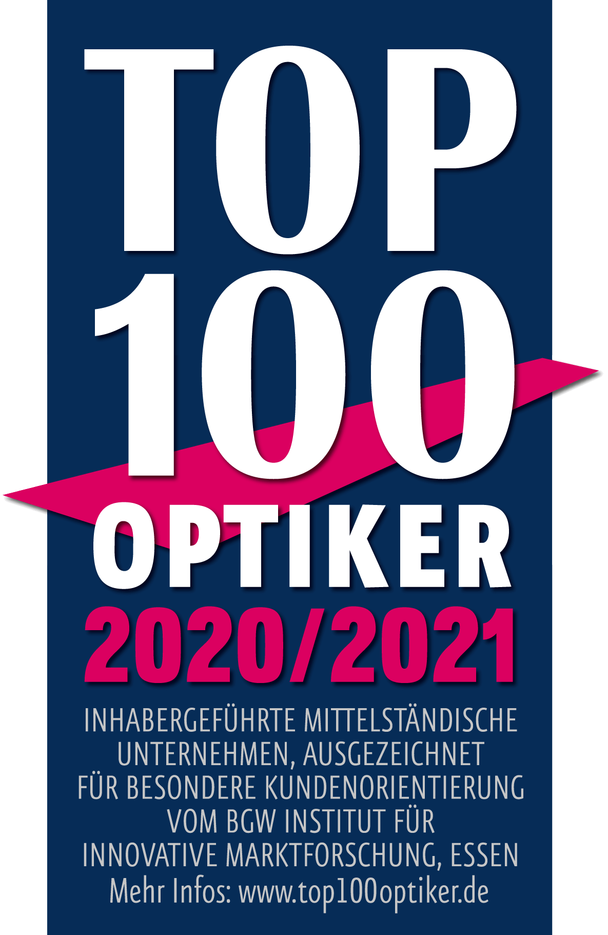 TOP100 Optiker 20202021